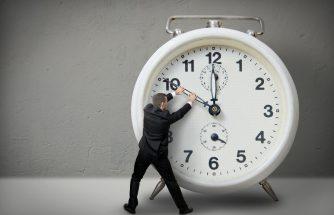 O tempo não para e a tecnologia ajuda a acelerar