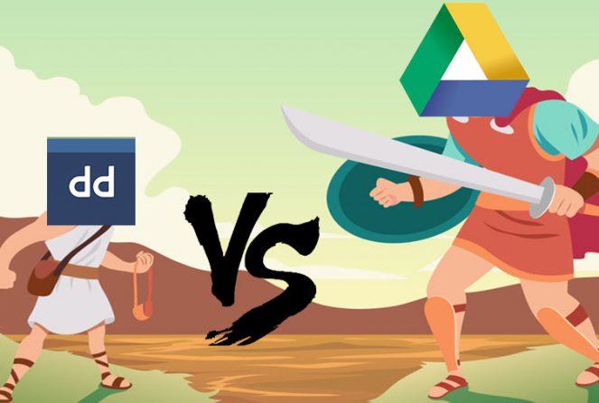 5 coisas importantes que o Digitaldoc faz muito melhor que o Google Drive